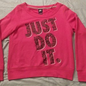 Nike womens sweater